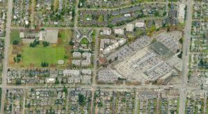 Oakridge Centre Aerial