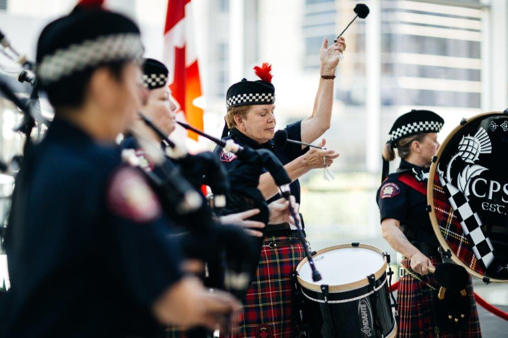 Canada Day band