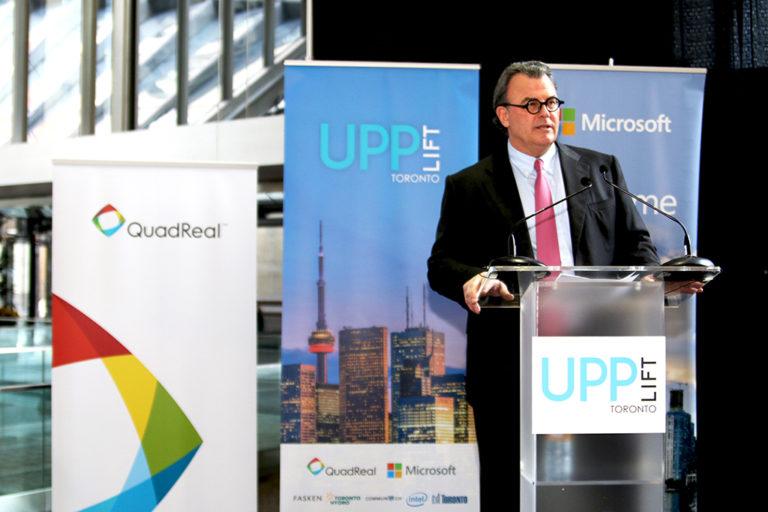 Upp Lift Speech
