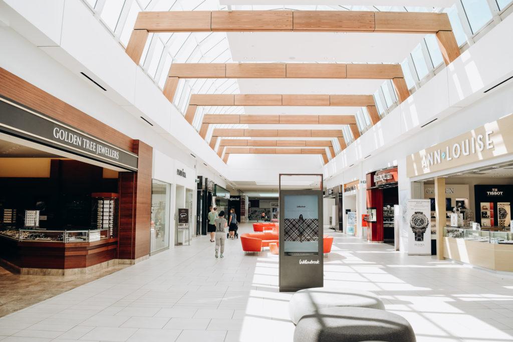 Willowbrook Shopping Centre Interior