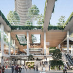 Rendering of Oakridge Centre