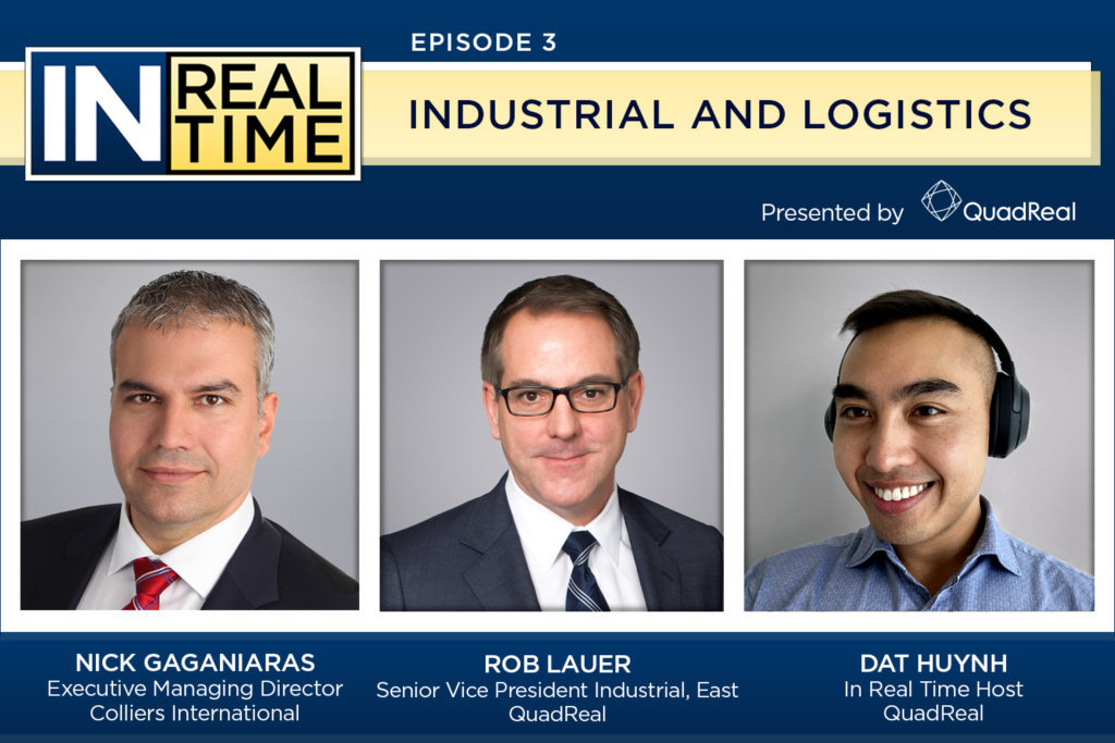 Podcast Episode 3 Speakers: Nick Gaganiaras, Rob Lauer and host, Dat Huynh