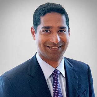 Prashant Raj headshot