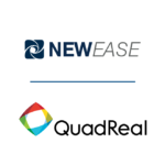 New Ease and QuadReal logos